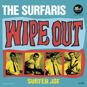 "Surfaris - Wipe Out/Surfer Joe 7"" (Sundazed)"