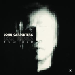 John Carpenter - Lost Themes Remixed lp (Sacred Bones)
