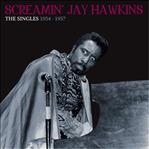 Hawkins, Screamin' Jay - The Singles 1954-57 lp (Rumble)