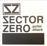 "Sector Zero - Guitar Attack 7"" (Goner) BLACK VINYL"