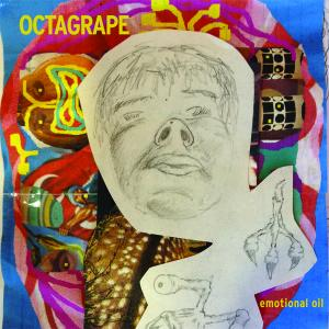 "Octagrape - Emotional Oil 12"" ep (Sounds Familyre)"