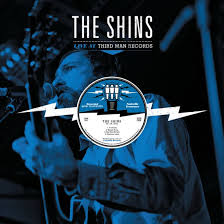 Shins - Live At Third Man lp (Third Man)