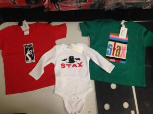 Stax - Toddler T-shirt 5T - Red Shirt Snap Design- Free Ship!