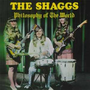 Shaggs - Philosophy Of The World cd (RCA)