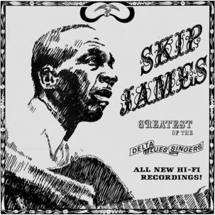 Skip James - Greatest Of the Delta Blues Singers lp (Sutro Park)
