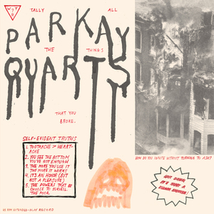 "Parquet Courts - Tally All The Things You Broke 12"" (WYR"