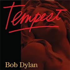 Bob Dylan - Tempest lp + cd (Columbia)