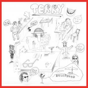 "Terry - Talk About Terry 7"" (Upset The Rhythm, UK)"