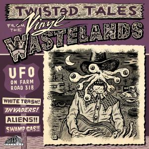 Twisted Tales from the Vinyl Wastelands - Vol. 1 lp