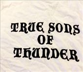 True Sons Of Thunder - logo T-shirt Size Medium