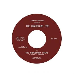 "The Graveyard Five - The Graveyard Theme 7"" (LSD)"