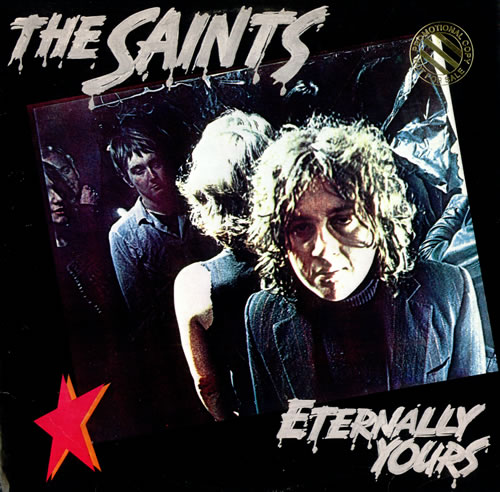 Saints - Eternally Yours lp (harvest/Rhino)