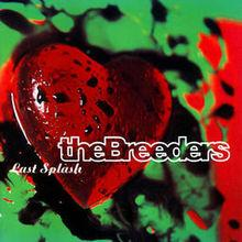 Breeders - Last Splash lp (Plain)