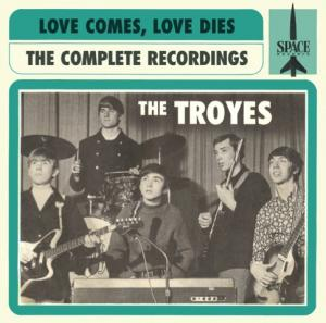 The Troyes - Love Comes, Love Dies lp (Lion Productions)