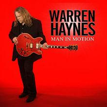 Warren Haynes - Man in Motion (Stax)