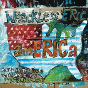 Wreckless Eric - amERICa lp (Fire, UK)