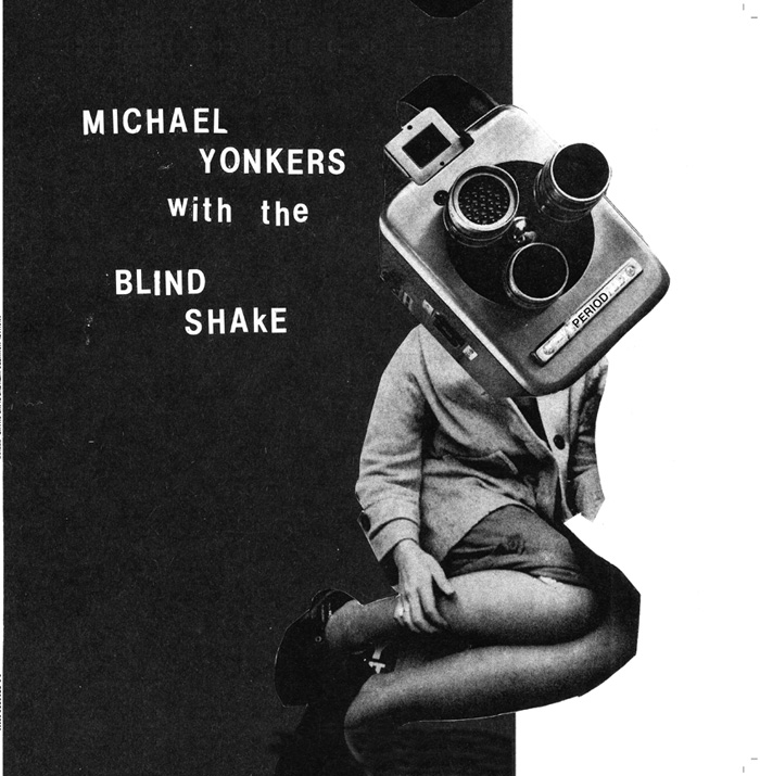 Michael Yonkers With The Blind Shake - Period lp (SS)