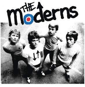 "The Moderns - The Year of Today 7"" (Hosehead)"