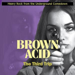 Brown Acid - The Third Trip cd (Riding Easy)