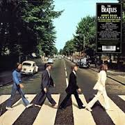 Beatles - Abbey Road lp (EMI/Apple)
