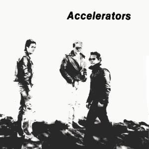 "Accelerators - s/t 7"" (Manufactured Recordings)"