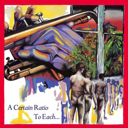 A Certain Ratio - To Each...lp (Drastic Plastic)