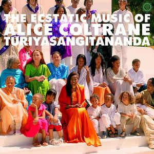 Alice Coltrane - Ecstatic Music of Alice Coltrane lp (LuakaBop)