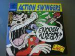 Action Swingers - Enough Already Live cd (Reptilian)