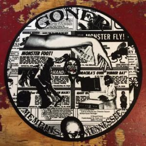 Goner Slipmat - The Screaming Freak