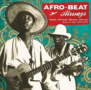 Afro Beat Airways - West African Shock Waves dbl lp (Analog Afr)