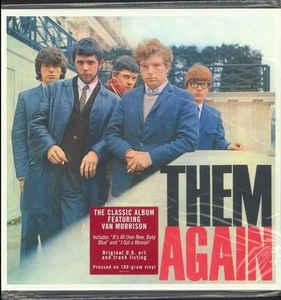 Them - Again lp (Sony/Legacy/Exile)