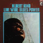 Albert King - Live Wire/Blues Power lp (Stax Records)