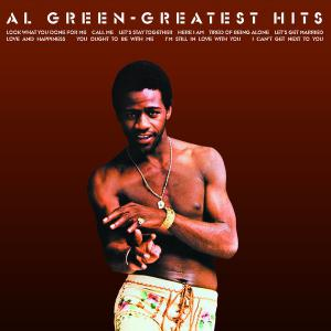 Al Green - Greatest Hits lp (Fat Possum)