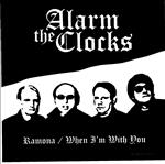 "Alarm Clocks - Ramona/When I'm With You 7"" (My Mind's Eye)"