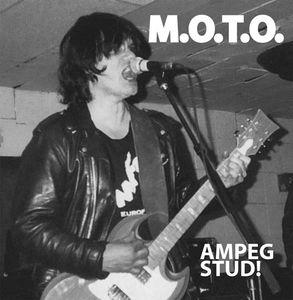 MOTO - Ampeg Stud! lp (Rerun Records)