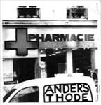 "Anders Thode - Emma Eckstein's Nose Job 7"" (Leather Bar)"