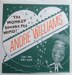 "Andre Williams - Monkey Has His Say 7"" (Norton)"