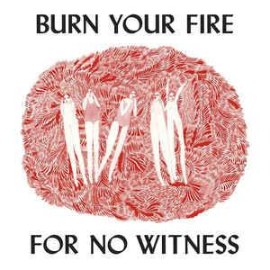 Angel Olsen - Burn Your Fire For No Witness lp (Jagjaguwar)
