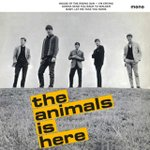 "Animals - The Animals Is Here 10"" (Abkco)"