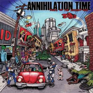 Annihilation Time - III: Tales Of The Ancient Age LP (Tee Pee)