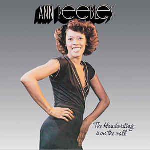Ann Peebles - The Handwriting Is On The Wall LP (Fat Possum)