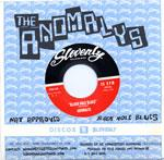 "Anomalys - Black Hole Blues / Nat Approved 7"" (Slovenly)"