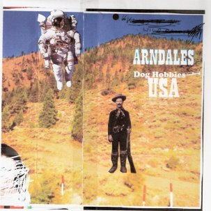 Arndales - Dog Hobbies USA lp (In the Red)