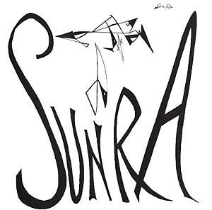 Sun Ra - Art Forms of Dimensions Tomorrow lp (Saturn)