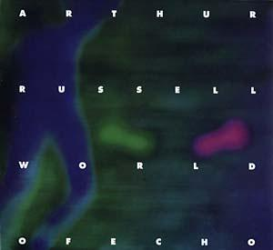 Arthur Russell - World of Echo dbl lp (Audika)