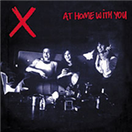 X - At Home With You cd (Morphius Archives)