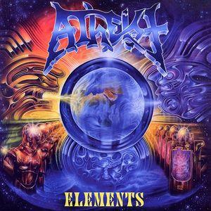 Atheist - Elements lp (Season of Mist)