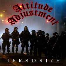 Attitude Adjustment - Terrorize lp (Beer City)
