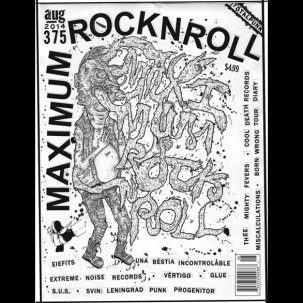 Maximum Rock N Roll AUGUST 2014