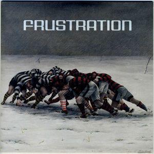 "Frustration - Autour de toi 7"" (Blind Records FRANCE)"